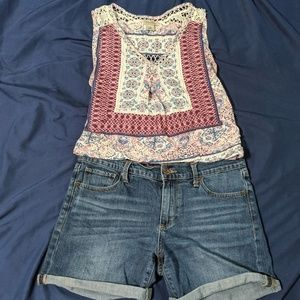 Lucky Brand Summer Outfit 🍀